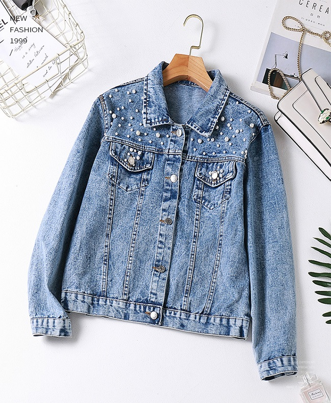 761-1 DENIM JACKET